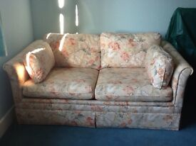 Double sofa bed in Sutton