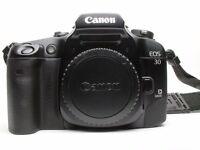 Canon EOS 30E 35mm SLR Film Camera Body
