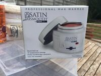 Babyliss Pro Satin Smooth Professional Wax Warmer, Perfect Working Order