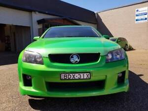 2008 Holden Commodore VE SV6 3.6L 6 Cylinder - MANUAL, LOW KM