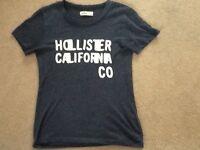 Hollister girls t-shirt