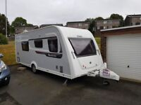 ELDDIS SAN REMO 574 2014. TWIN BEDS SHOWER AND ALL THE UTILITIES. FOR SALE DUE TO ILL HEALTH.