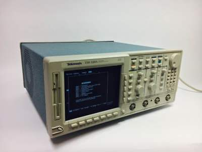 Malfunction As Is Tektronix Oscilloscope Digital Tds520a 500 Mhz Bandwidth