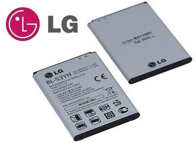 Batería ORIGINAL  LG G3 D855 (BL-53YH) 2950MHA DESMONTAJE  envio GRATIS ()