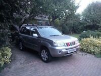 Xtrail fat face edition 2.2dci