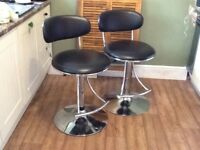 Kitchen/bar stools.