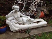 Garden statue ,3ft long