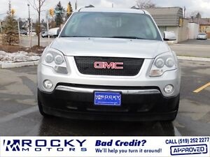 2009 GMC Acadia SLT-1 $17,995 PLUS TAX