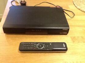 Humax free view box 9150 t with 160 go hard drive