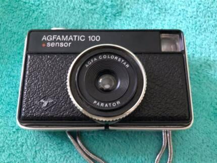 Agfamatic 100 Camera