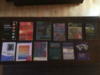 English Language textbooks