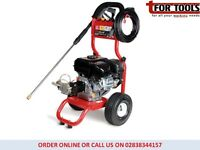 Proplus 7hp Petrol Pressure Washer & Pump180 Bar Pump Lifts From Barrel
