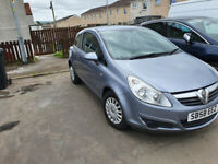 2009 Vauxhall Corsa Diesel (offers welcome)