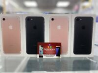 **MEGA OFFER** APPLE IPHONE 7 256GB UNLOCKED COMES WITH WARRANTY & RECEIPT