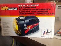 Mvp super line air compressor