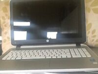 "New in box HP 15.6"" laptop 8gb,1.5tb , i5 with back up memory stick"