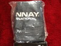 Donnay international golf travel bag (new)