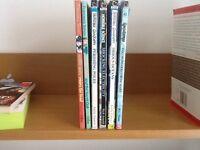 Horrible Histories & Horrid Henry paperback books
