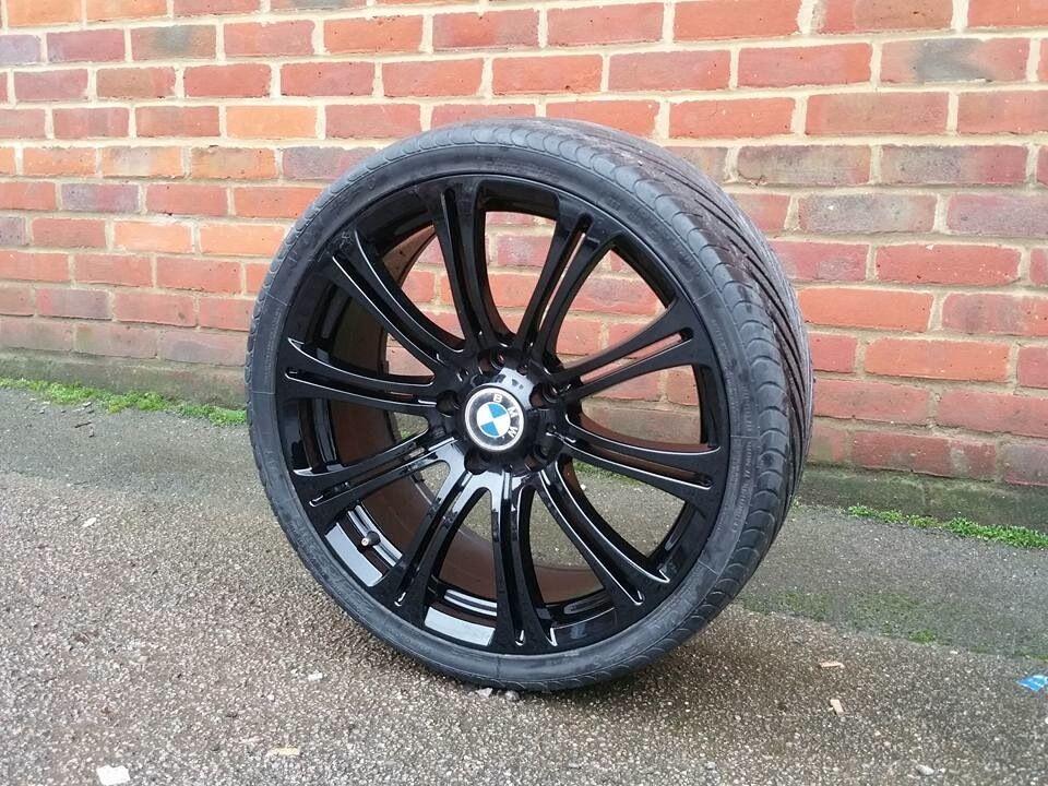 Bmw e46 m3 19 tyre size 16