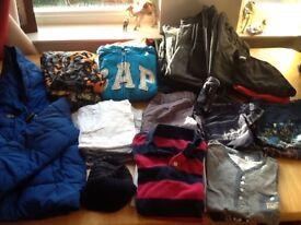 35 pcs bundles of boys clothes 6-8 yrs old £10
