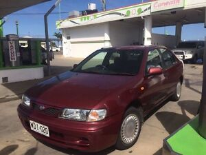Nissan pulsar 1998 automatic Woolloongabba Brisbane South West Preview