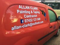 Allan Clark Painting & Taping Contractor - painter and decorator