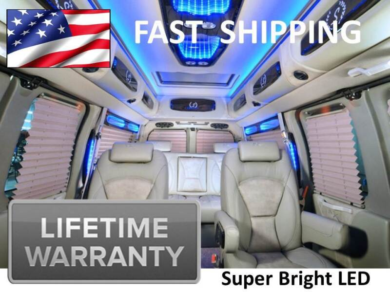 NEW Digital LED Replacement LIMOUSINE Limo Lighting - EASY to INSTALL - WARRANTY