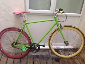 """""""No logo"""" single speed bike in great condition"""