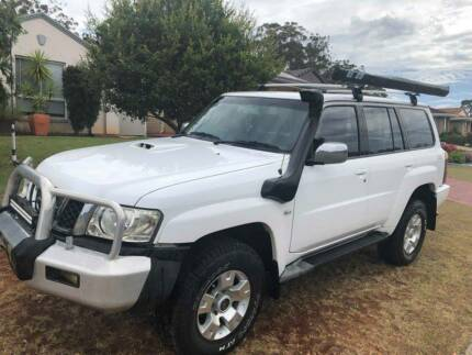 2005 Nissan Patrol GU Port Macquarie Port Macquarie City Preview
