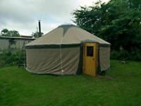 20 ft Yurt