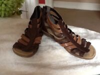 Ladies Reiker sandals -REDUCED.