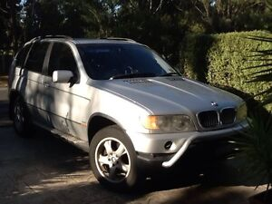 BMW X5 V8 2002 for sale Bundoora Banyule Area Preview