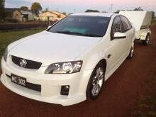 2008 SV6 Holden Commodore Sedan, swap for ADVENTRA wagon Grafton Clarence Valley Preview