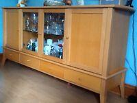 Sideboard, beech veneer (IKEA KRONVIC)