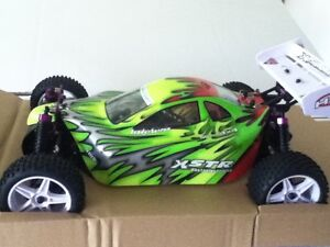 NEW HSP RC Buggy 4WD 2.4Ghz Electric Off Road Racing 4X4 R/C Blue Hampton Park Casey Area Preview