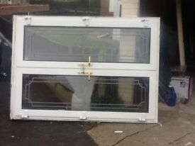 Refurbished French doors