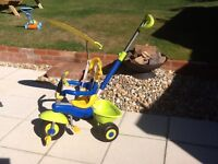 Toddlers trike, excellent condition (£99 new), collection Titchfield