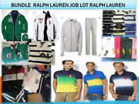 Ralph Lauren Stock Clearance Bundle Brand Name Clothing in London