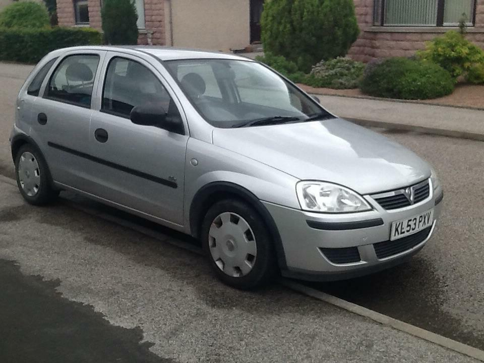 Used Cars For Sale In Ma >> Vauxhall corsa 1.2 good first car | in Kemnay ...
