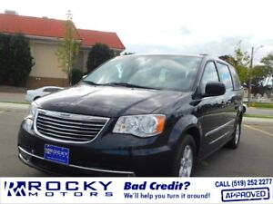 2012 Town&Country - Drive Today | Great, Bad, Poor or No Credit