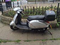 Lexmoto firenze 125cc scooter