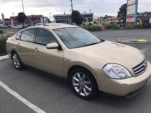 2005 Nissan Maxima Luxury  - AUTO  - Long Rego  - Sunrooof Cleveland Redland Area Preview