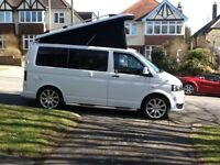 An immaculate van professionally converted to a high standard with many extras all in working order