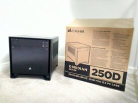 Corsair 250D mini itx case