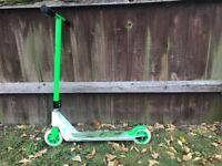 JDBUG Push Scooter , Green , Excellent Condition