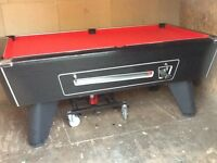 7x4 supreme winner pub pool table