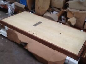 fire door and frame good for office or home or flat