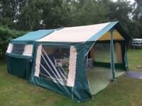 Triango randger folding camper
