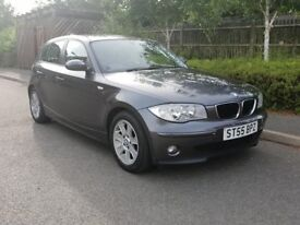 2005 BMW 118I SE AUTOMATIC - LOW MILEAGE - PX WELCOME - DELIVERY POSSIBLE