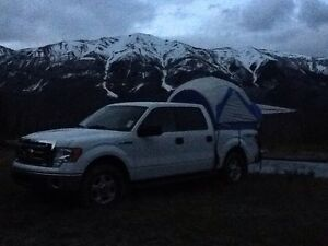 Truck tent for 5.5 foot boxes all trucks